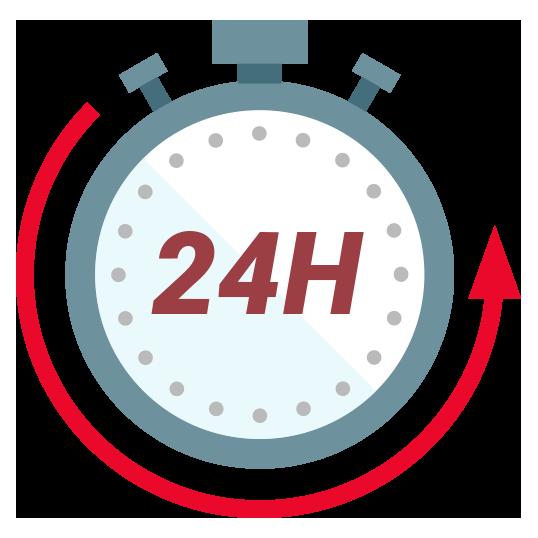 24HR Car Battery Service