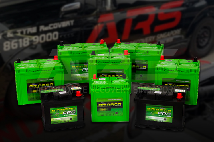 ARS Car Battery Brands Singapore