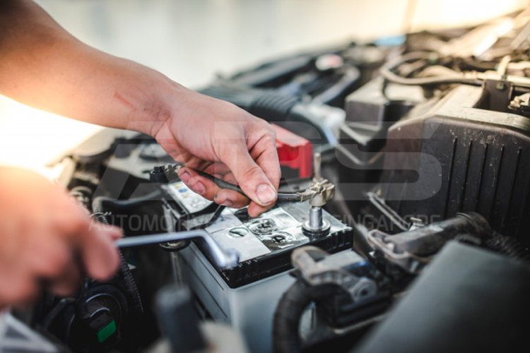 ARS Car Battery Replacement Service Singapore Thumbnail